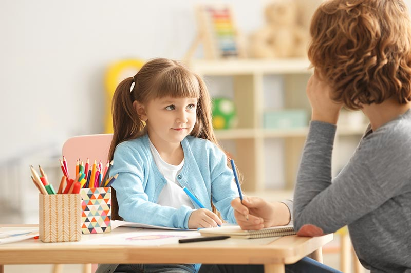 Psychotherapy Treatment Services for Children image